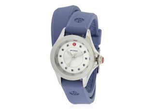 Michele Cape Mini Silicone Ladies Watch MWW27B000004