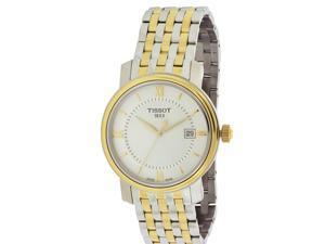Tissot Bridgeport Two-Tone Mens Watch T0974102203800