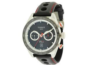 Tissot  PRS 516 Automatic Chronograph Leather Mens Watch T1004271605100