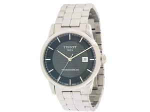 Tissot Luxury Automatic Stainless Steel Mens Watch T0864071120102