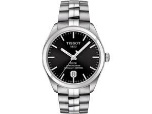 Tissot PR100 Automatic Stainless Steel Mens Watch T1014081105100