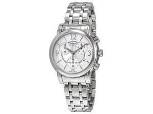 Tissot Dressport Chronograph Stainless Steel Ladies Watch T0502171101700