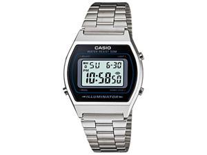 Casio Stainless Steel Alarm Chronograph Mens Watch B640WD-1A