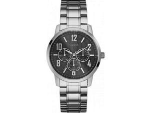 Guess W0605G1 Multifunction Stainless Steel Mens Watch