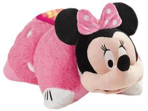 "Disney My Pillow Pet Dreamlites Light Up 18"" Minnie Mouse"