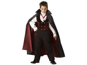 Gothic Vampire Costume Child