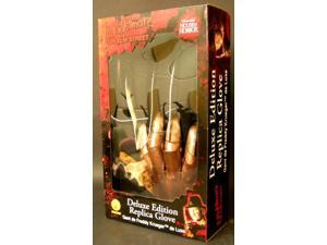 Nightmare On Elm Street Freddy Krueger Deluxe Metal Glove