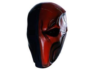 Batman Death Stroke Adult Costume 3/4 Vinyl Mask