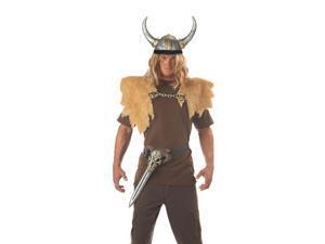 Horned Viking Costume Helmet Adult