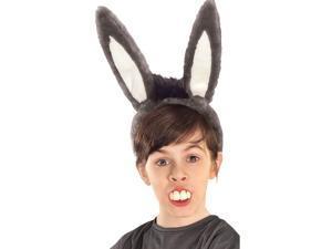 Shrek 4 Donkey Ears & Teeth Costume Prop