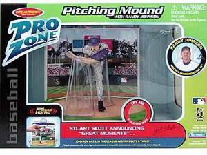 Pro Zone Baseball Pitching Mound Environment With Randy Johnson