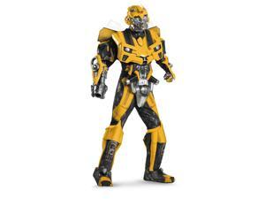 Transformers Bumblebee Theatrical Costume w/Vacuform Helmet & Light Up Eyes A...