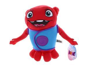 """Home 9"""" Plush Red Oh"""