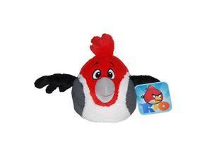 """Angry Birds Rio 8"""" Plush With Sound: Pedro Bird"""