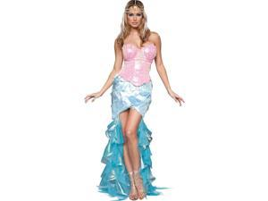 Sexy Mesmerizing Mermaid Costume Adult X-Large