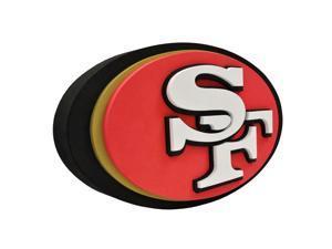 "NFL 3D Foam Logo 18"" Wall Display: San Francisco 49ers"