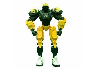 "NFL Green Bay Packers 10"" Cleatus Fox Robot Action Figure"