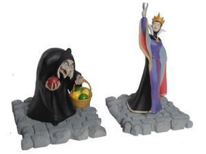 Disney Snow White Evil Queens Statue Set by David Kracov & EFX