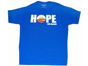 RJ Original Hope for Bacon Adult T-Shirt Medium