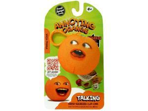 "Annoying Orange 2.25"" Talking Plush Clip On: Whoa Orange"