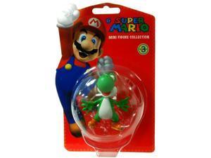 "Super Mario Bros. Nintendo 2"" Wave 3 Figure Yoshi"