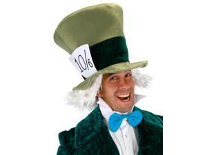 Alice In Wonderland Disney Mad Hatter Adult Costume Kit