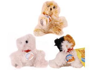 9 Lives Morris' Million Cat Rescue Plush Set of 3