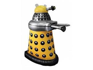 "Doctor Who Small Inflatable 30"" Desk Yellow Dalek"
