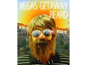 Vegas Hangover Getaway Costume Beard