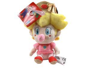 """Super Mario Bros Baby Peach 5"""" Plush"""