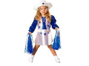 Dallas Cowboys Cheerleader Costume Toddler