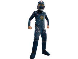 Pacific Rim Gipsy Danger Costume Child Large