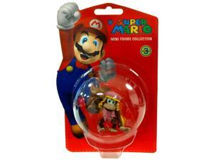 "Super Mario Bros. Nintendo 2"" Wave 3 Figure Dixie Kong"