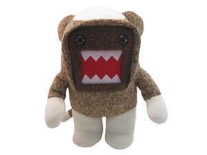 "Domo 6"" Plush: Sock Monkey Domo"