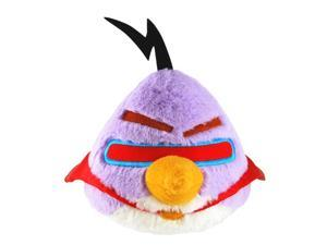 """Angry Birds Space 16"""" Deluxe Plush With Sound: Lazer Purple Bird"""