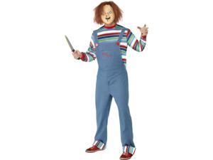 Child's Play Chucky Costume Adult Large