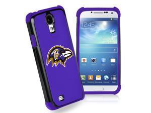Baltimore Ravens NFL Dual Hybrid 2-Piece Samsung Galaxy S4 Cover