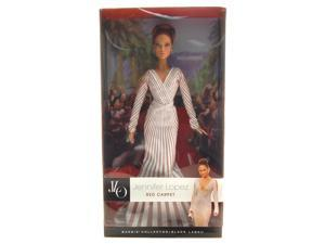 Barbie Collector Black Label: Jennifer Lopez Red Carpet Doll