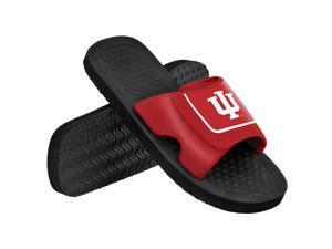 Indiana NCAA Mens Shower Slide Flip Flops X-Large