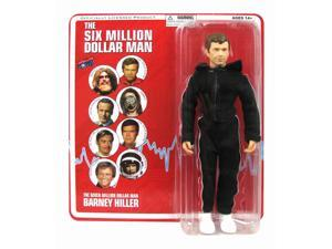 "Six Million Dollar Man 8"" Action Figure: Barney Hiller"