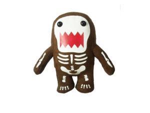 """Domo Skeleton Glow in the Dark 9"""" Plush"""