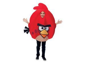 Angry Birds Red Bird Child Costume One Size Fits Most