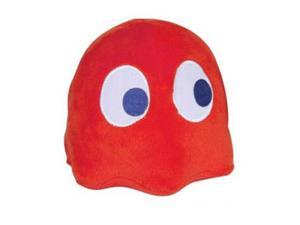"Pac-Man Ghost Plush with Sound 4"" Red Ghost"