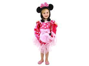 Disney Minnie Mouse Bow-Tique Infant Toddler Costume Hoodie