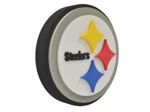 "NFL 3D Foam Logo 18"" Wall Display: Pittsburgh Steelers"