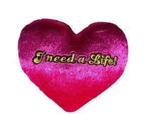 "Candy Crush Saga 12"" Plush: I Need A Life"