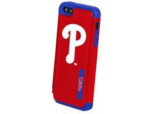 Philadelphia Phillies MLB Dual Hybrid 2-Piece Apple For iPhone 4 Cover