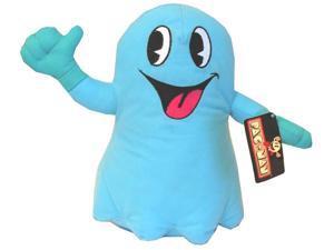 "Pac-Man 10"" Plush Figure Light Blue Ghost"