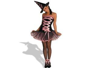 Witchy La Bouf Pink Teen Costume - Teen (12-16)