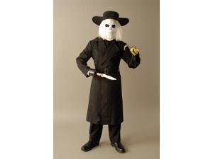Puppet Master Blade Costume With Mask Adult Standard